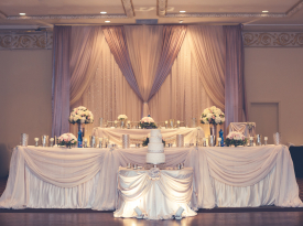 Champagne Decor