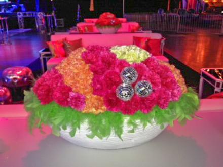 Disco Flowers